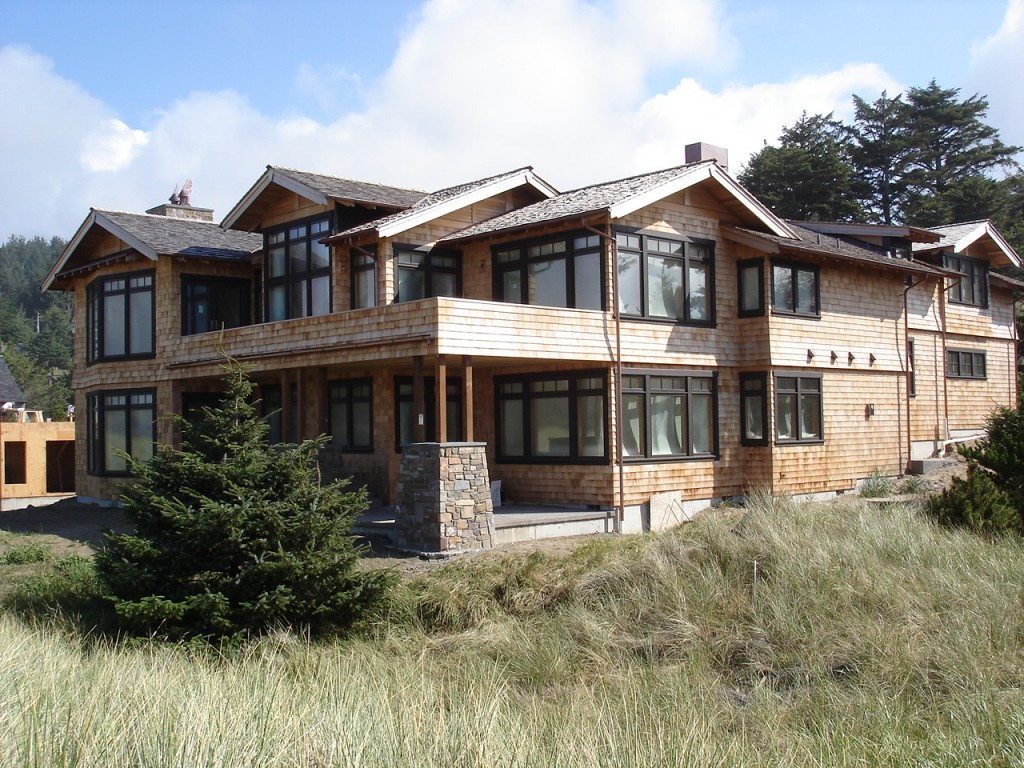 cannon beach ocean front home