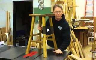Leveling Chair Legs Technique